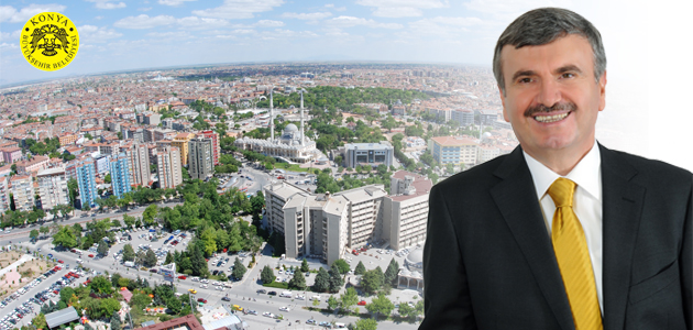 Başkan Akyürek Konya'yı Anlattı..